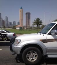 Dubai, Katinka Socrat, gluten free, Churchill Tower