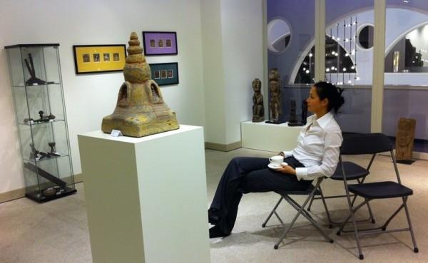 Sacred Art, Kunst, antik, Asien, Spiritualität, Statuen, Buddhas, Tibet, Nepal, Indien, Burma, Janine Tan, Fine & DivineJain Buddha, Stehle, Kombodscha