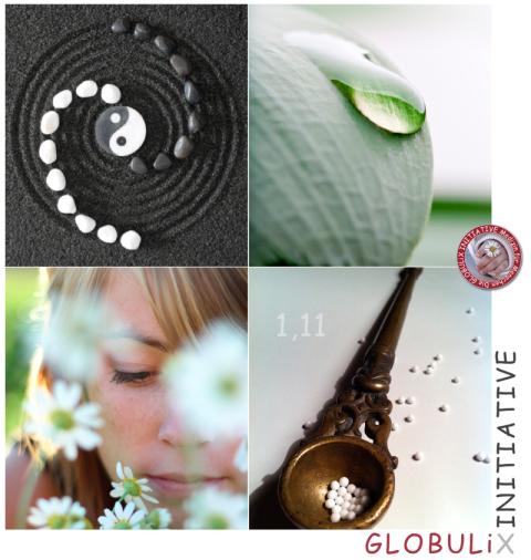 Globuli, Homöopathie, sanfte Medizin, Naturheilkunde, Globulix Initiative, Katrin Reichelt