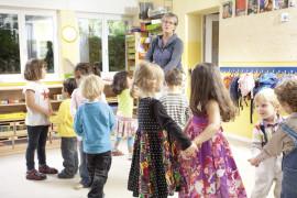 dm, Drogeriemarkt, Götz Werner, singende Kindergärten