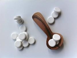 Schüßler Salze, Schüssler, Biochemie, Mineralstoffe, Magnesium phosphoricum