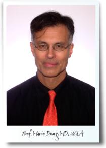 Mario Denk, Professor, MD, Kardiologe, UCLA