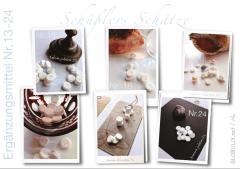 Schüßler Salze, Schuessler, Ergänzungsmittel, Nr. 13-24, kostenlos Download