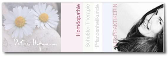 Petra Hofmann, Heilpraktikerin, Homöopathie, Schüßler