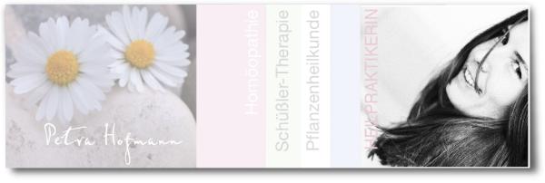 Petra Hofmann, Heilpraktikerin, Homöopathie, Schüßler Salze, Globulix