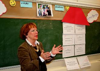 Dorothee Lehmann-Gräve, Elternschule, STEP-Programm