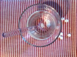 Schüßler, Schuessler Salze, Anwendung, Nr. 3, Ferrum phosphoricum D12