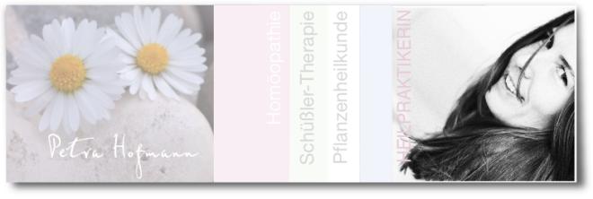 Petra Hofmann, Heilpraktikerin, Homöopathie, Schüßler Salze, Pflanzenheilkunde, Hünfelden