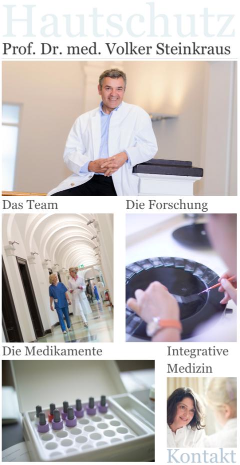 Haut, Prof. Dr. Volker Steinkraus, Dermatologikum, Vorsorge, Hautkrebs